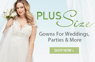 Plus Size Gowns For Weddings, Parties & lingeries